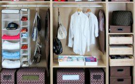 Способы организации хранения вещей в доме или квартире