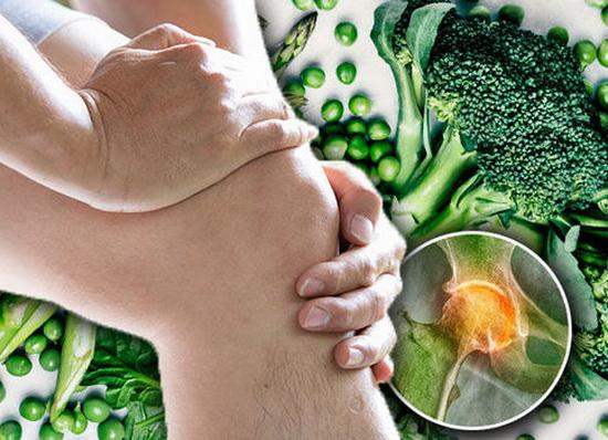 Лечение артрита суставов с помощью диеты