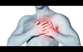 Боль в сердце при вдохе