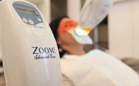 Современная процедура отбеливания зубов в формате zoom 3