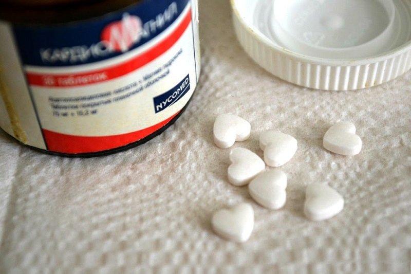 Лучшие таблетки от боли в сердце
