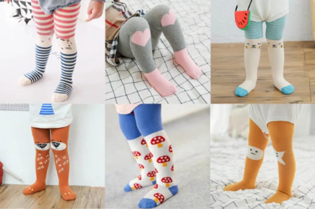 Как выбрать детские носки и колготки?