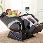 Массажные кресла в борьбе со стрессом и усталостью