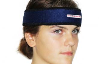 Как использовать магнитную повязку на голову?