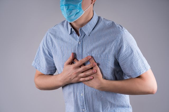 Удар по сердцу. COVID-19 в 8 раз повышает риск инфаркта миокарда