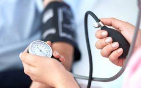 Высокое кровяное давление уменьшает мозг молодых людей